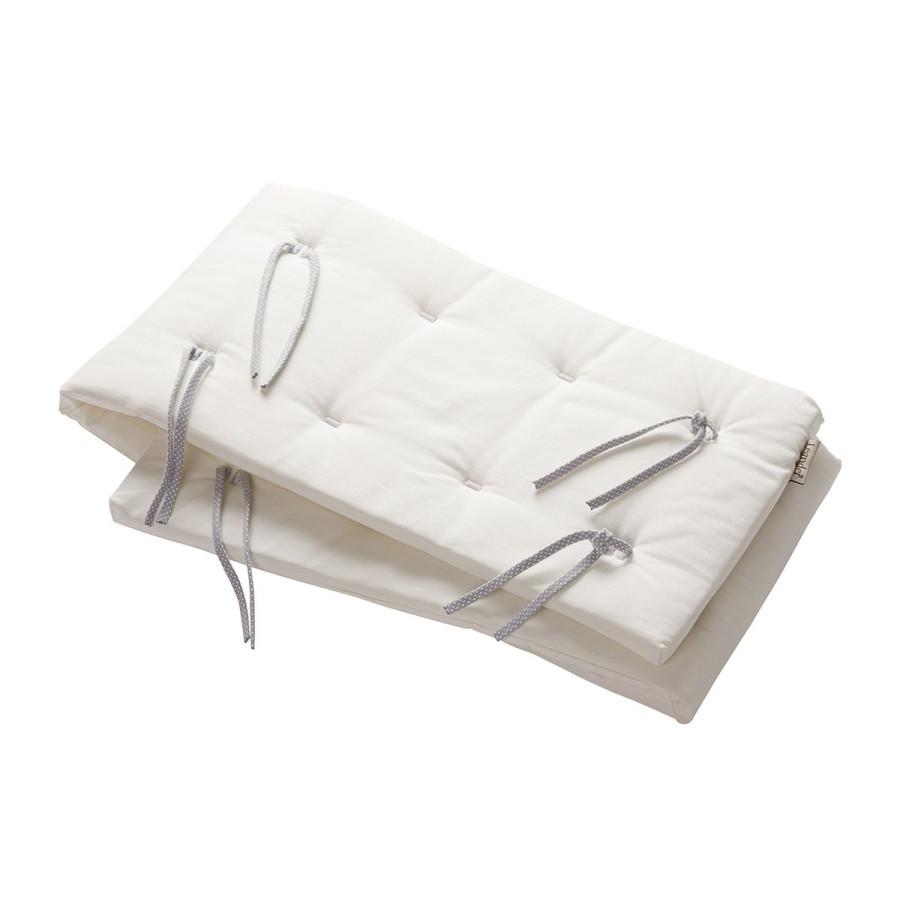 Tour de lit Linea Bio blanc