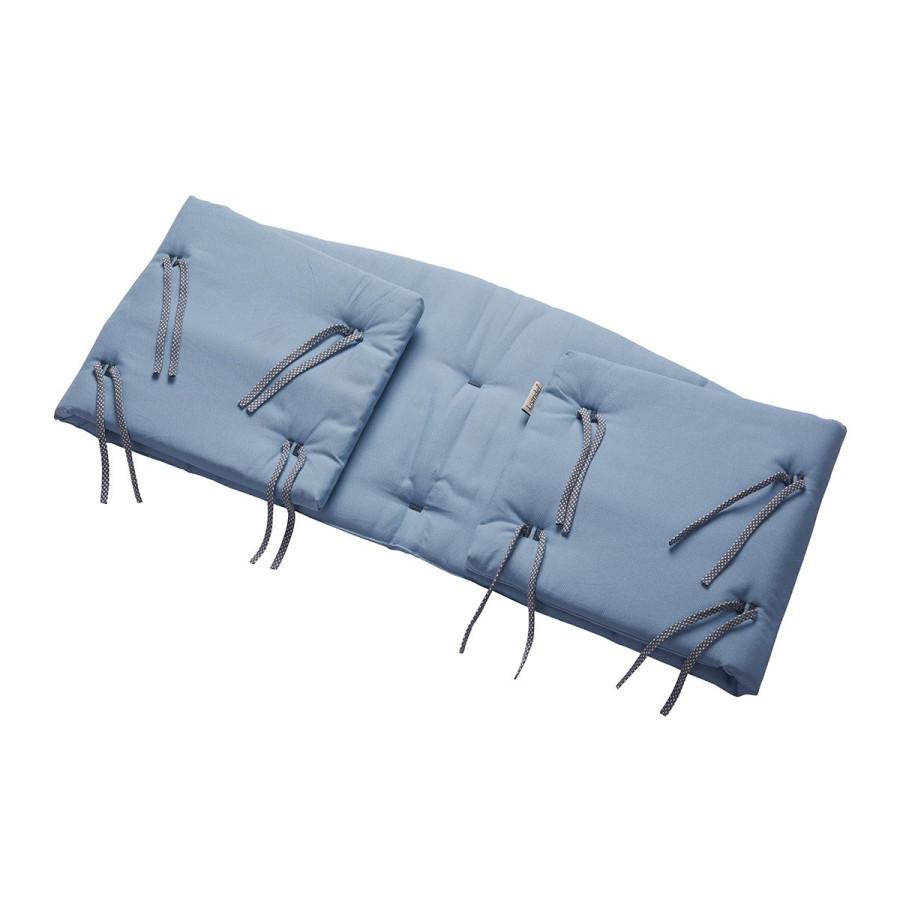 Tour de lit Leander Bleu