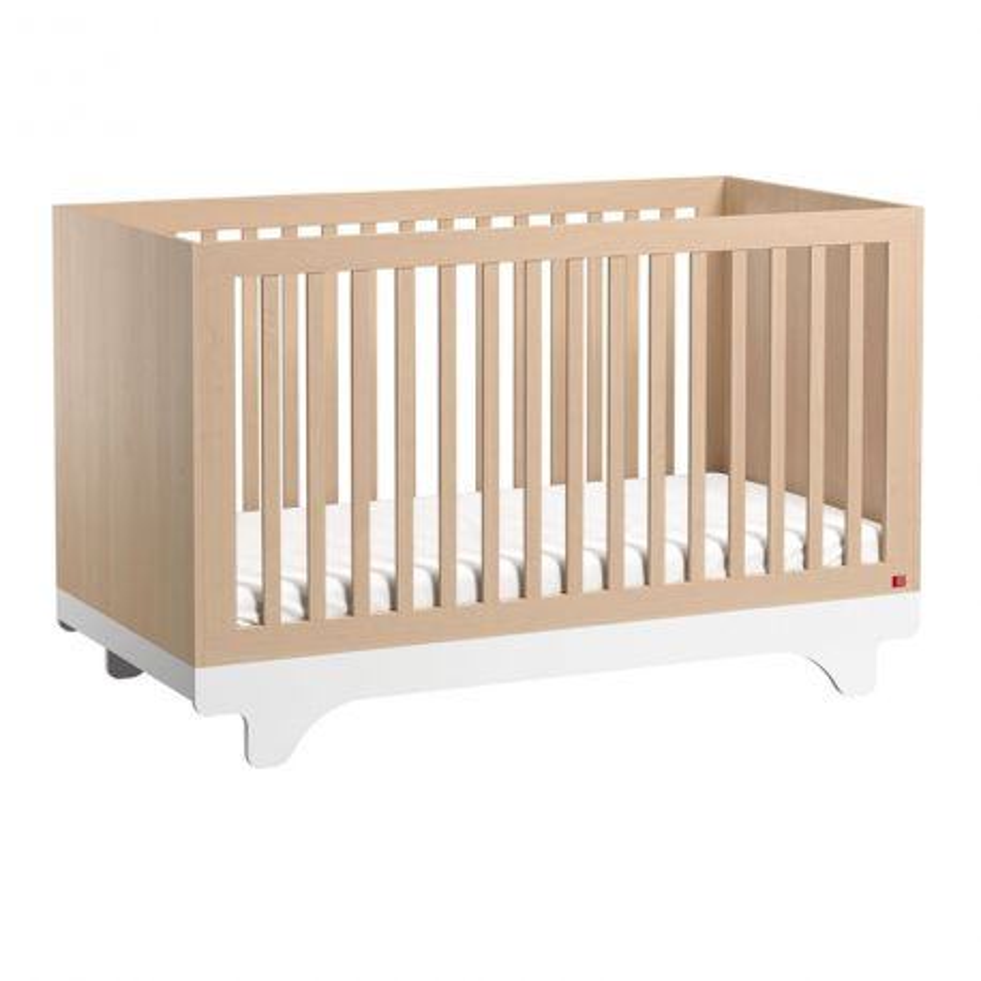 Lit bébé évolutif bois naturel Playwood