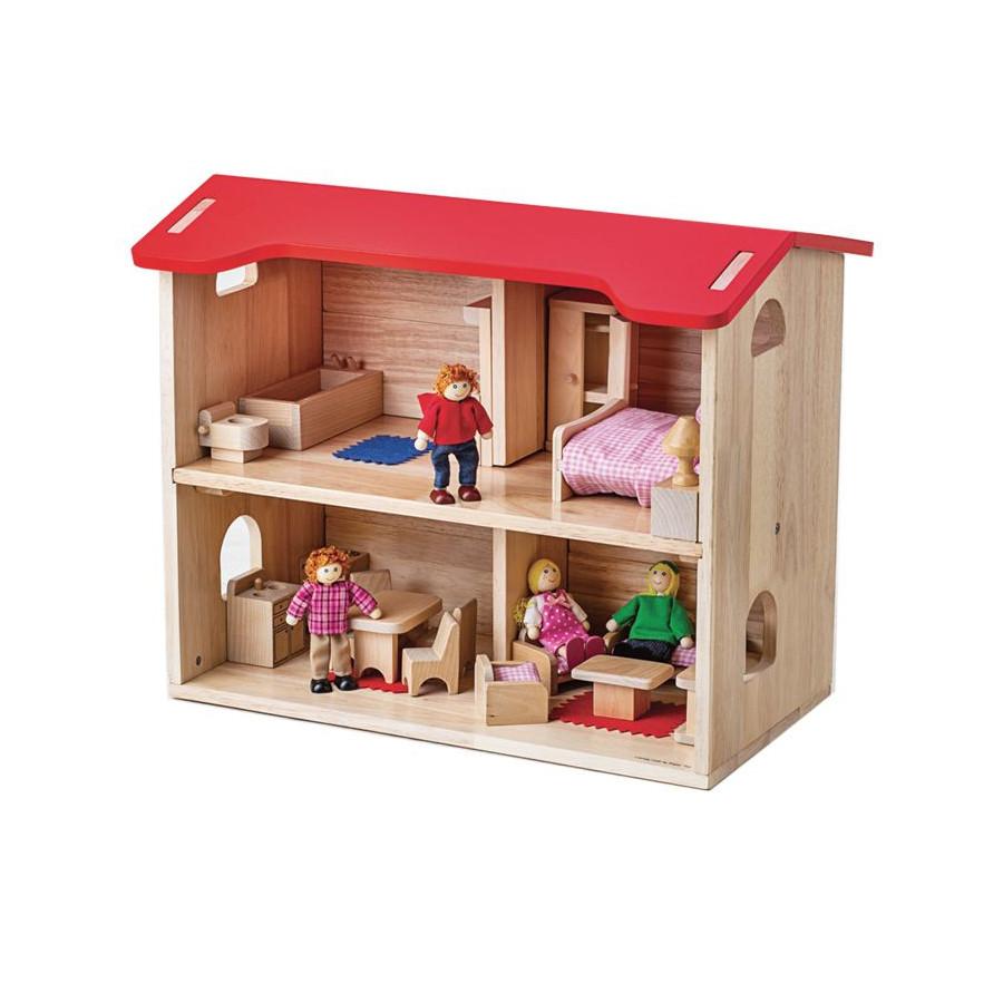 Maison de poupée complète