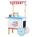 Marchande de glace Cart