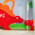 L'île aux dinosaures
