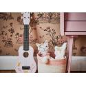 Guitare Love rose