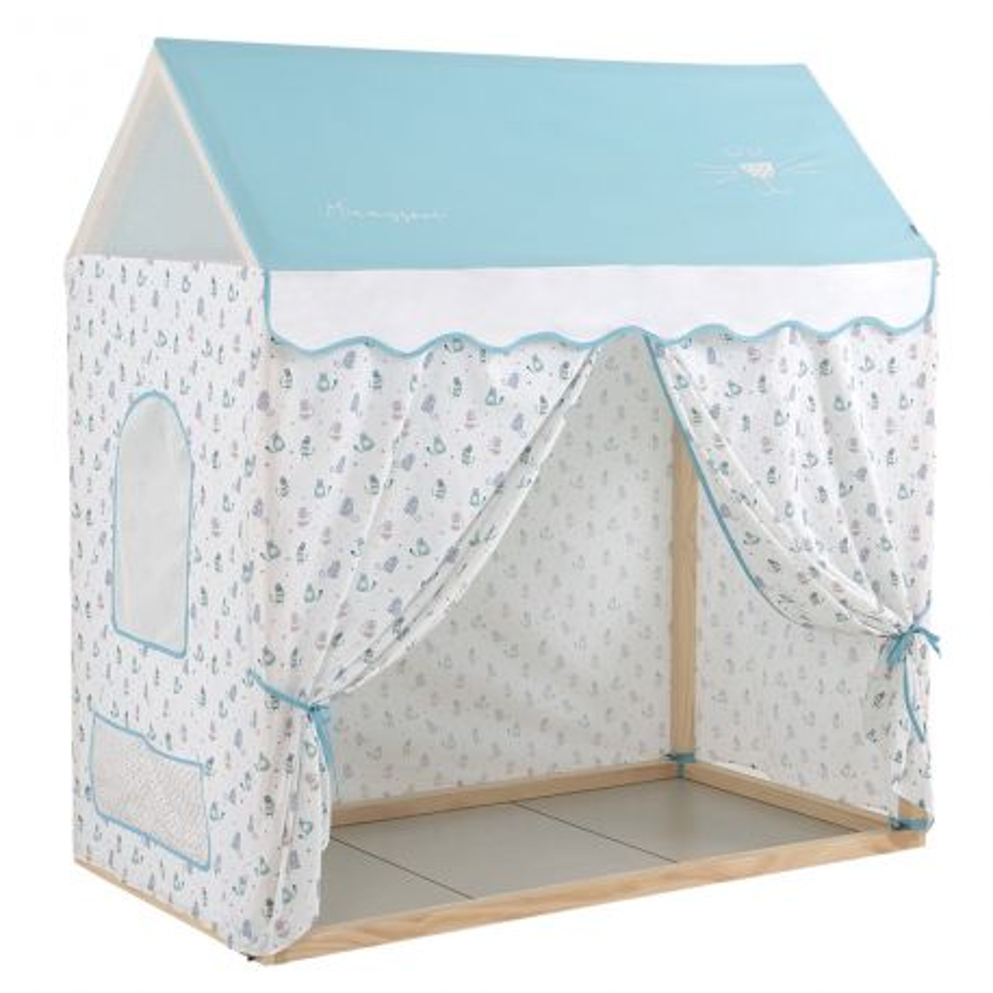 Tente tipi house kittens Micussori