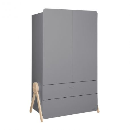 Armoire Swing gris