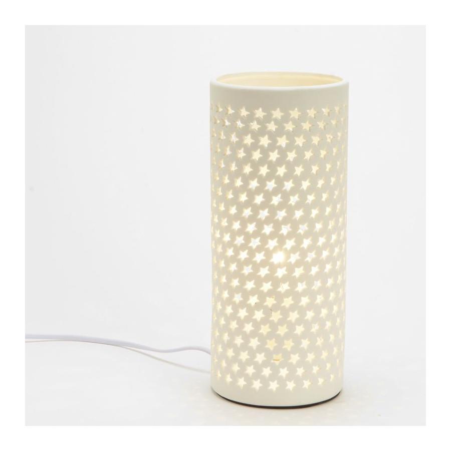 Lampe Étoile blanche