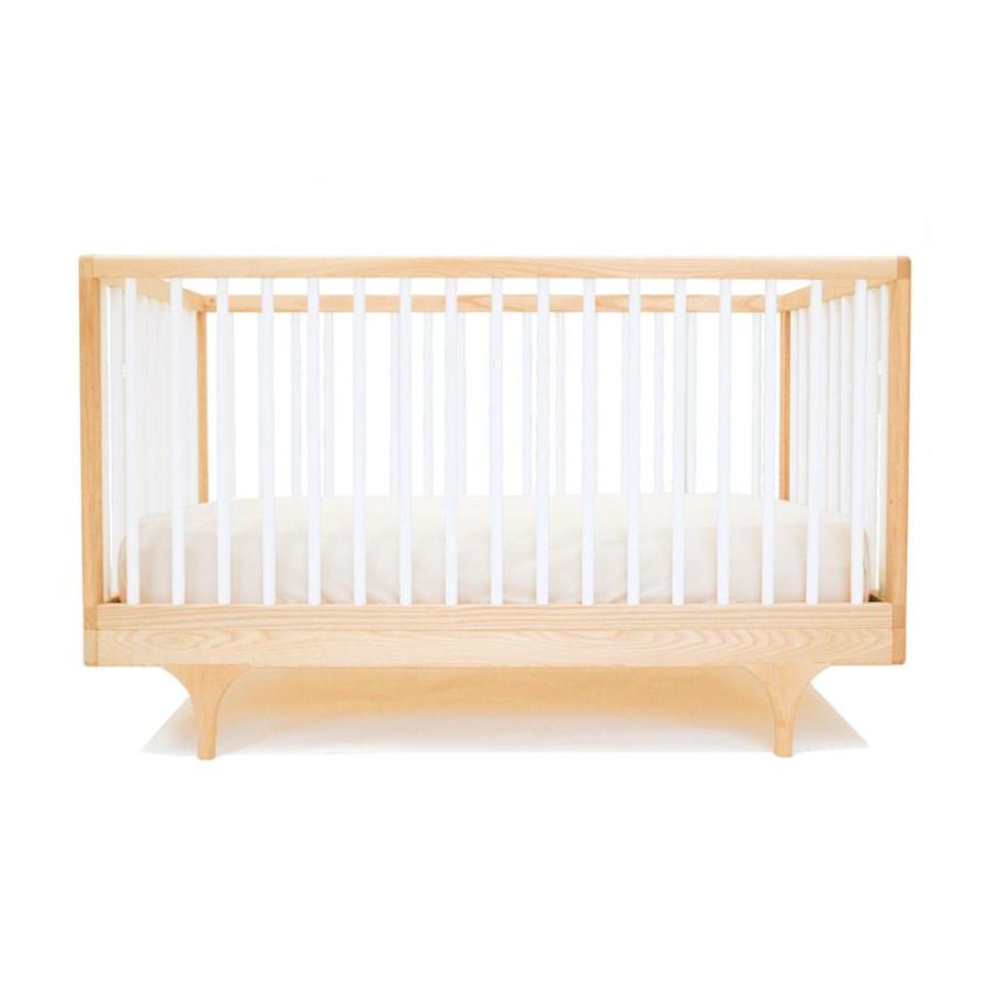 Lit bébé Caravan blanc