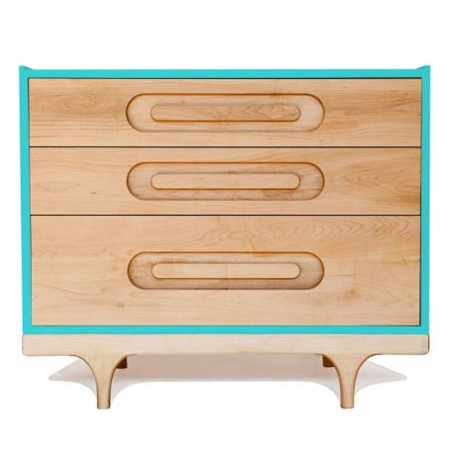 Commode Caravan turquoise