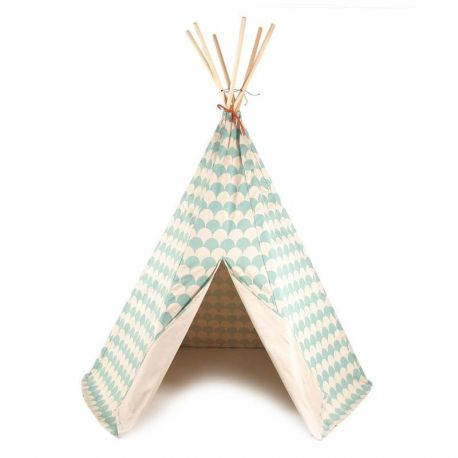 Tipi Scales menthe