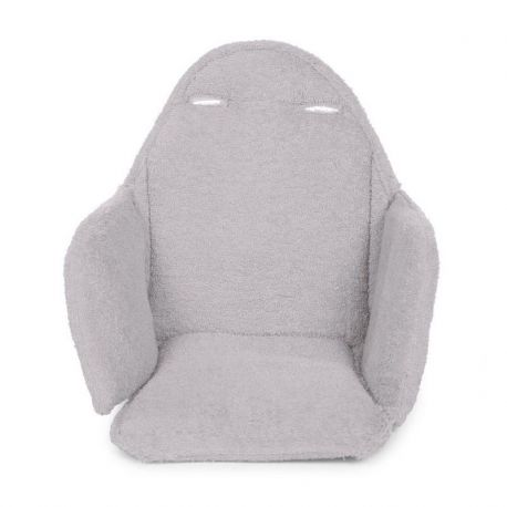 Assise chaise évolutive gris